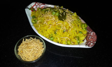 Pregnancy Breakfast Recipe Poha