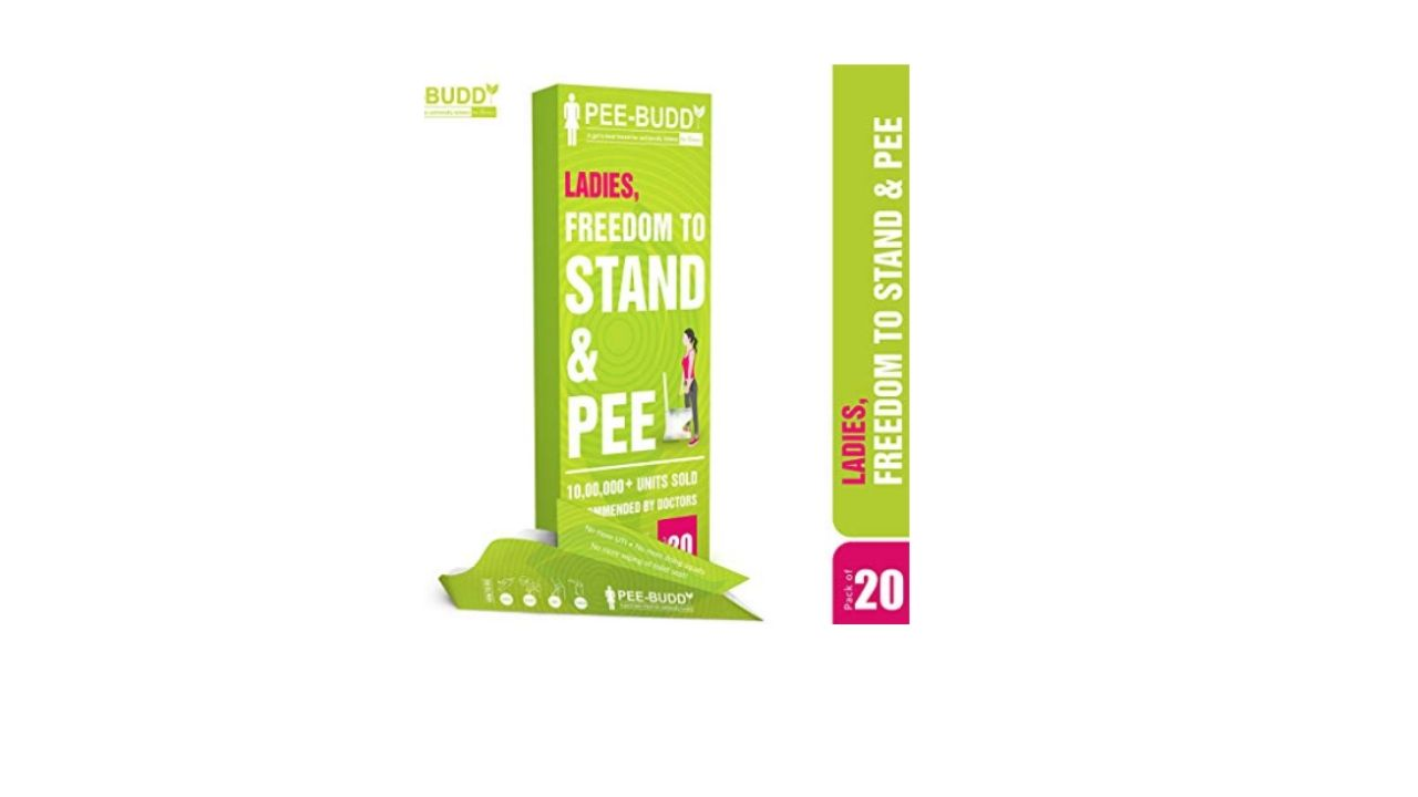 Pee Buddy Paper-Based Disposable Female Urination Device Review By Shweta Sharma