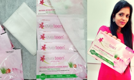 Postpartum Care: Everteen Intimate Wipes Review