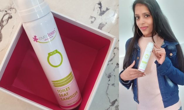 Post-Pregnancy & Periods :  Everteen Toilet Seat Sanitizer Review