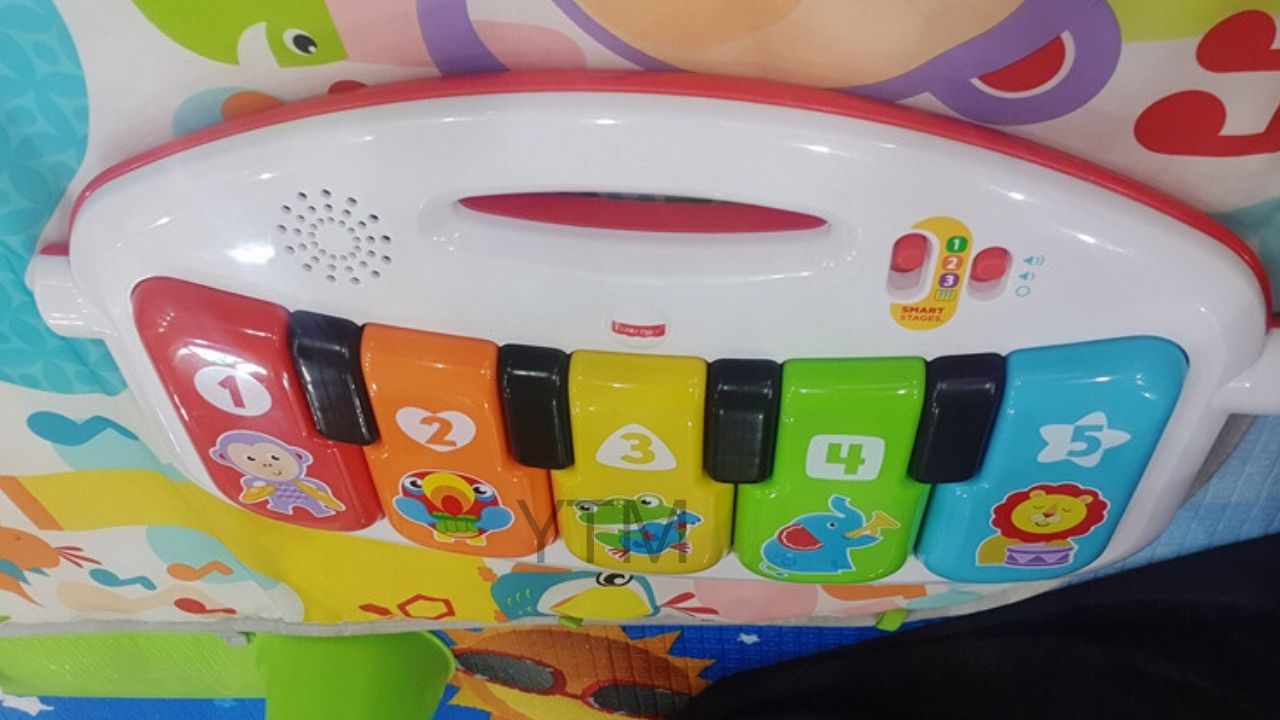 Fisher-Price Musical Activity Play Review by Shweta Sharma
