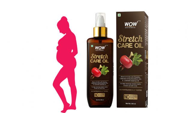 WOW Stretch Care Oil Review