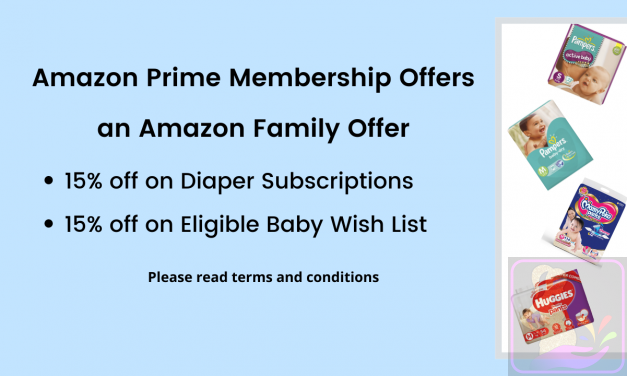 Amazon Prime Review and Amazon Family Offers
