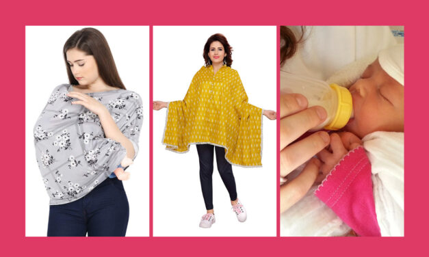 Nursing Cover Review for Breastfeeding Mother